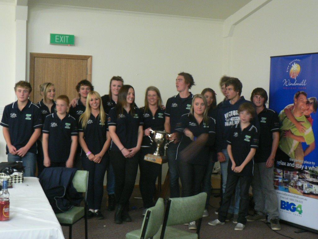 VICTORY Victoria Team Trans Tasman Challenge May 2011 105