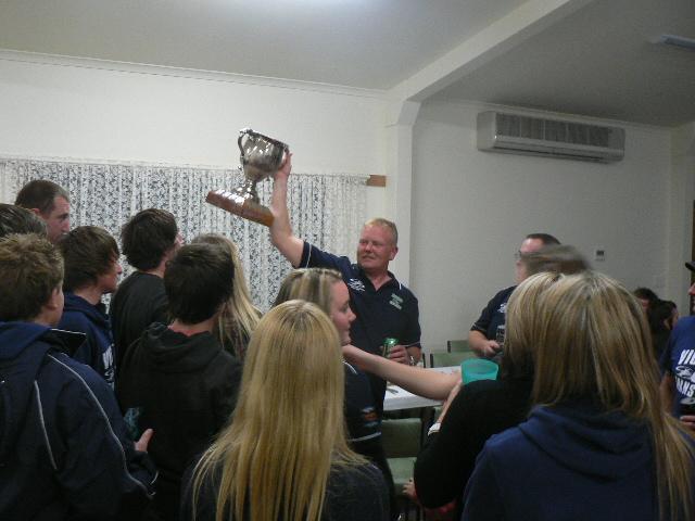 VICTORY Victoria Team Trans Tasman Challenge May 2011 143