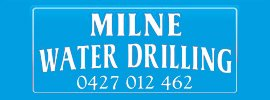 Milne Water Drilling