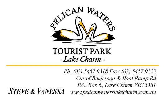 Pelican Waters logo