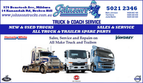 Johnsons Trucks