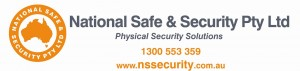 National Safe & Security - logo 2013