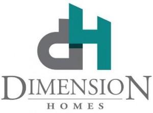 Dimension Homes new logo