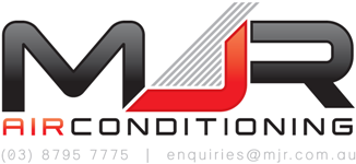 MJR Airconditioning new logo