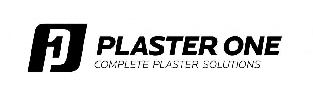 Plaster One_Logo_Mono